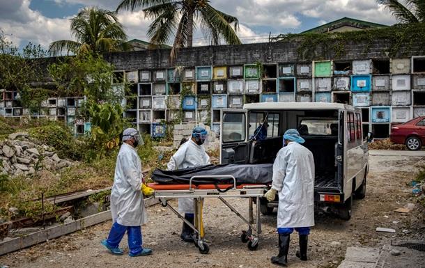 Пандемия коронавируса. Главные новости на 3 апреля