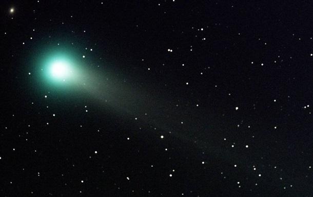 Ядовитая комета приближается к Солнцу
