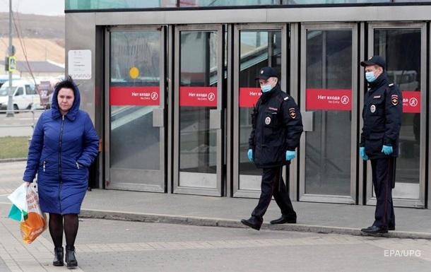 В России число жертв пандемии выросло до 43 человек