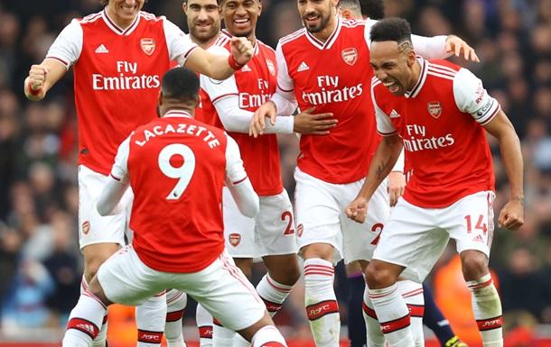 Арсенал поддержал идею доиграть сезон в АПЛ