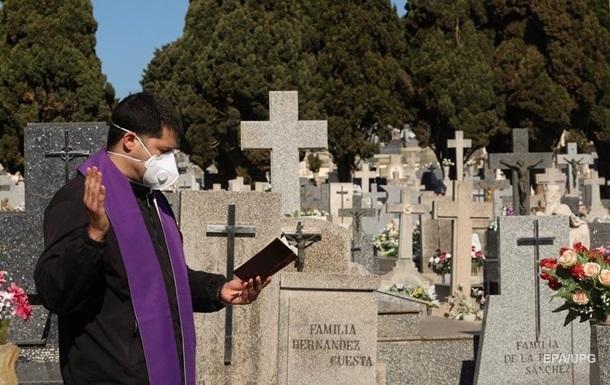 COVID-19: в Іспанії різко знизилося число жертв