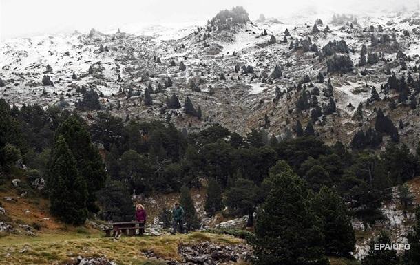 Француз заблудился в горах, когда пошел в Испанию за сигаретами
