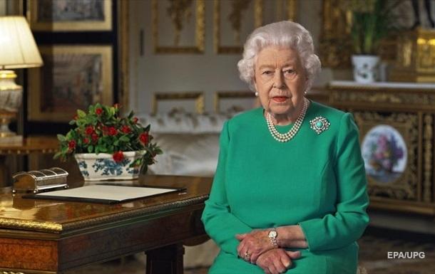Елизавета II обратилась к нации