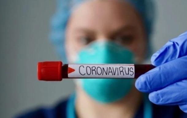 Украина на 53 месте среди стран пораженных COVID