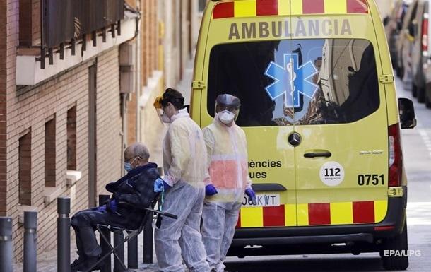 Почти 20 тысяч медиков Испании заразились коронавирусом