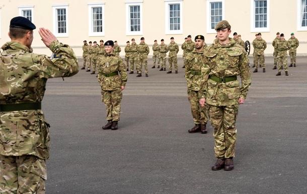 Українець став кращим іноземним випускником британської військової академії