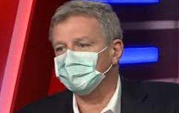 У Пальчевского возможно короновирус. Он в больнице и сам предупредил, что болеет