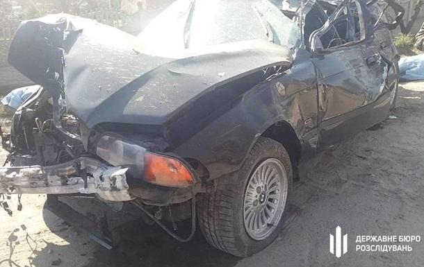 ДТП с полицейским на Волыни: двое погибших