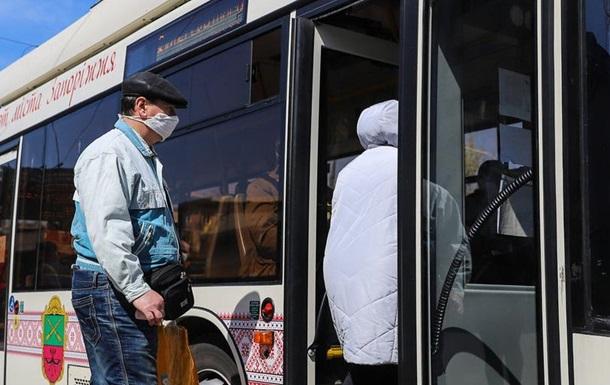 В Запорожье ограничили движение общественного транспорта