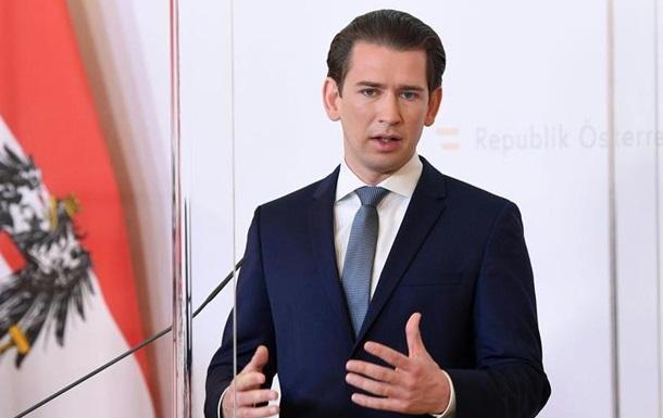В Австрії заявили про послаблення обмежень через COVID-19