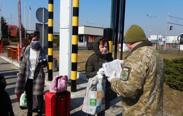 Почти 6,5 тысяч украинцев вернулись из-за рубежа за сутки
