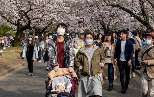 В Японії оголошують локальну надзвичайну ситуацію через пандемію