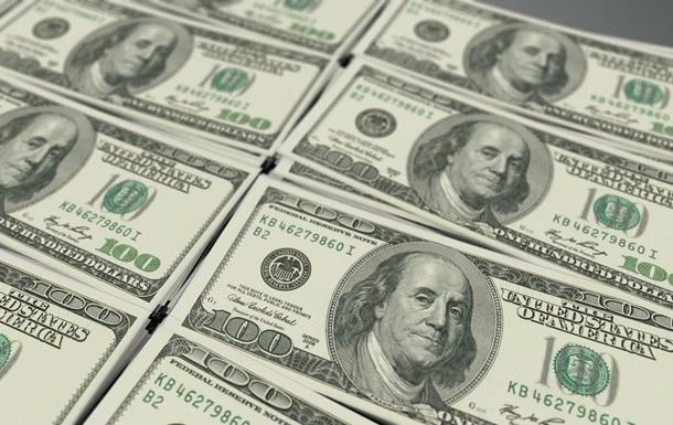 Резервы Украины упали за месяц на $2 миллиарда