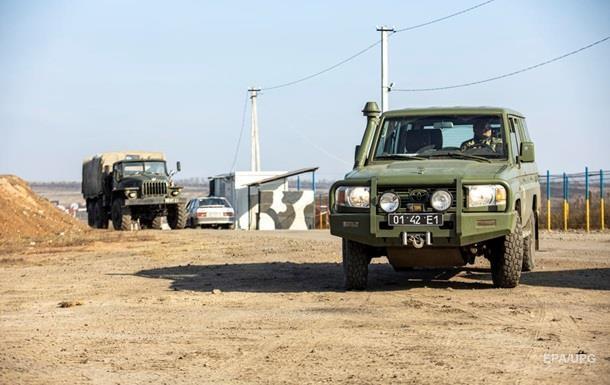ТКГ не договорилась о разведении сил на Донбассе