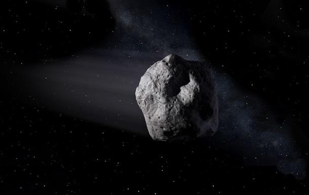 Проносящийся рядом с Землей астероид можно будет увидеть