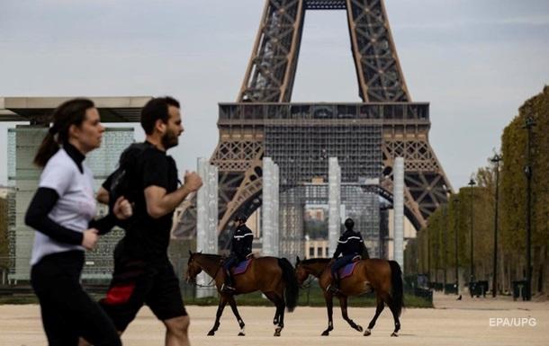 У Франції за добу півтори тисячі жертв COVID-19