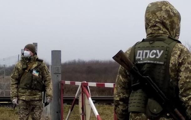 На границе Украины рекордно упал пассажиропоток