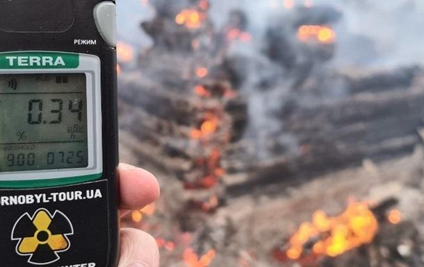Радиация в Чернобыльской зоне превышает норму в 16 раз - СМИ