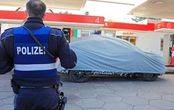 Во время тестов нового Citroen C4 Aircross произошла потасовка