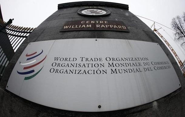 Світова торгівля може впасти на третину - СОТ