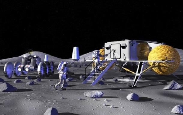 В NASA представили план освоения Луны