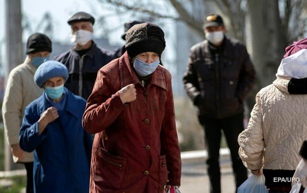 Незаконный карантин в Украине