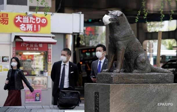 В Токио рекордный прирост заражений с начала пандемии