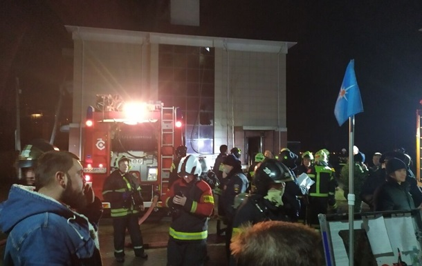 В Москве произошел пожар в доме престарелых, есть жертвы