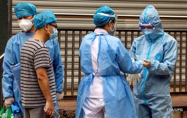 В Китае за сутки 63 новых случая COVID-19