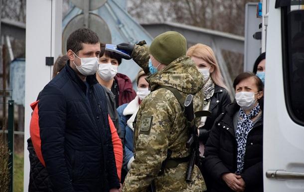 В Україну за добу в їхало більше п яти тисяч українців