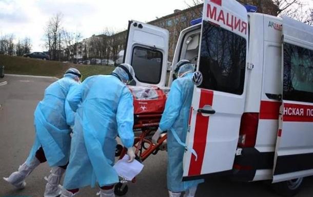 В Беларуси число случаев COVID-19 выросло на треть