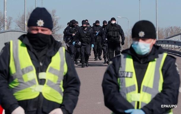 В Киеве наказали более 60 нарушителей самоизоляции