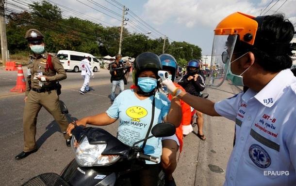 В Таиланде у выздровевшей женщины повторно выявили коронавирус