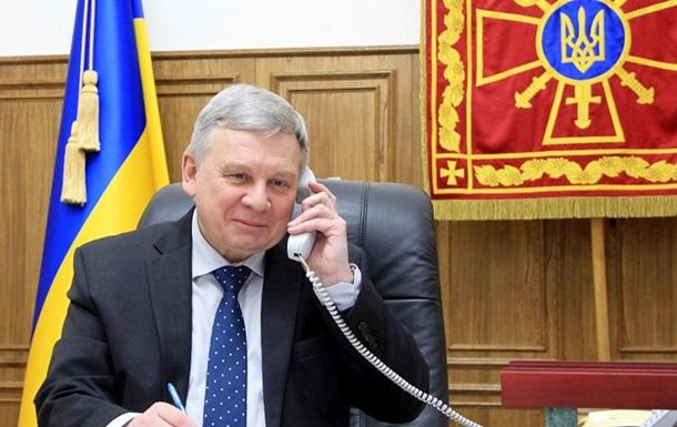 Министр обороны отменил приказ о реформе ВСУ