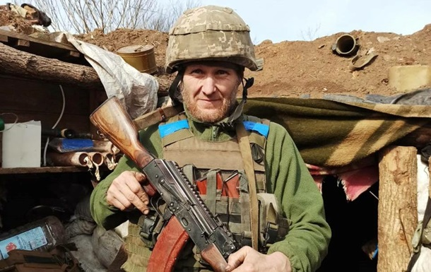 Стало известно имя погибшего на Донбассе воина