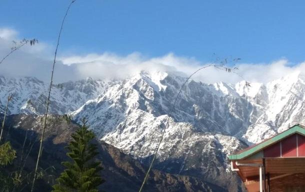 Из-за карантина открылся вид на Гималаи