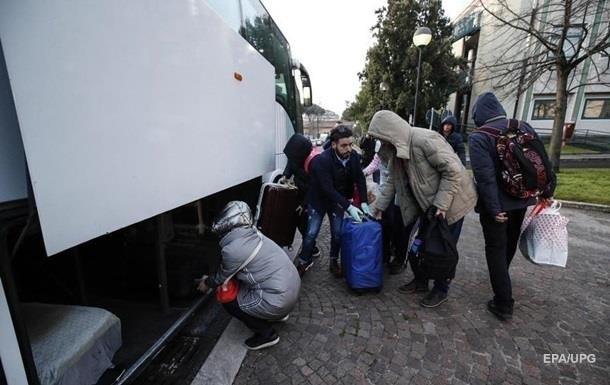В Киев из-за границы возвращаются более 150 человек