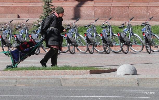 Жителям трех областей Украины запретили покидать дома