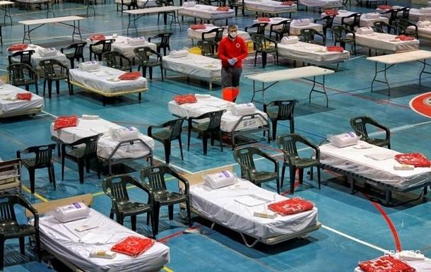 В Испании резко снизилось суточное количество смертей от коронавируса
