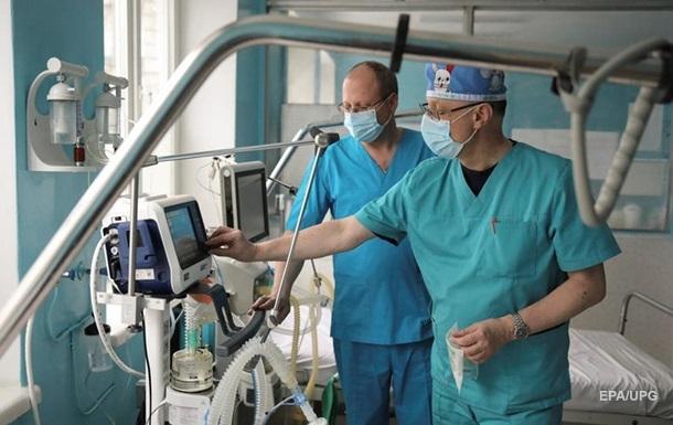 Появились данные о ресурсах украинских больниц