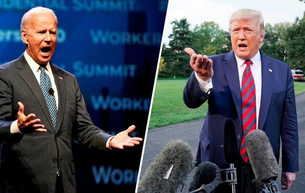 Трамп против Байдена: предвыборные американские горки еще пройдут немало спусков