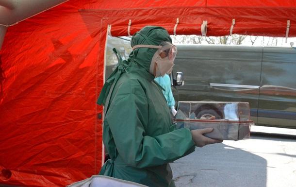 Военные в Виннице и Мелитополе заразились COVID-19