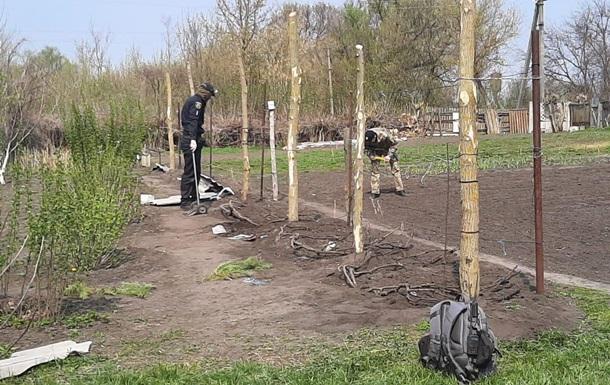У Харківській області пенсіонерка підірвалася на городі