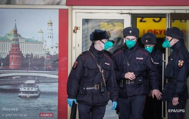 В России число жертв COVID-19 превысило 100 человек
