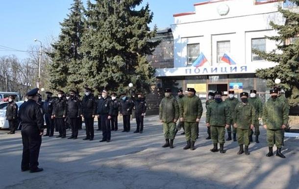 Казаки вышли патрулировать улицы Республики