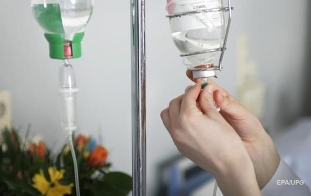 В Украине за неделю гриппом и ОРВИ заболели более 100 тыс. человек