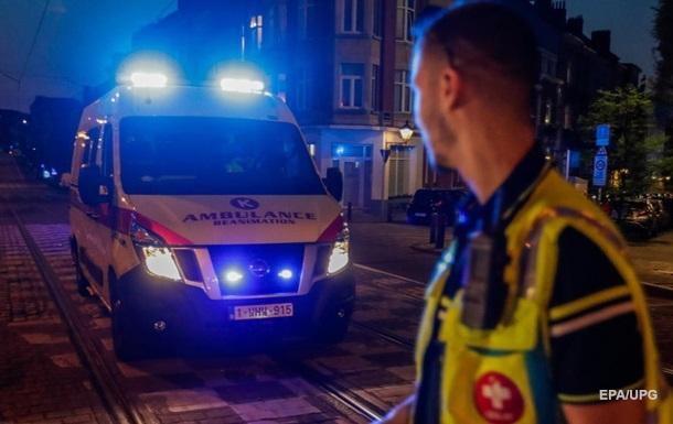 Карантин в Брюсселе: Стычки с полицией и водометы