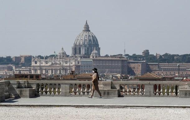 Коронавирус в Италии: Самый низкий показатель смертности за три недели