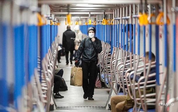 У Росії понад 2500 випадків коронавірусу за добу