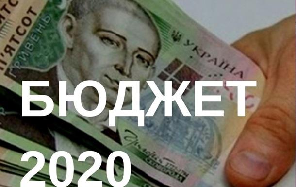 Новий бюджет 2020 - поріжемо, поділимо, перекладемо і може якось викрутимося
